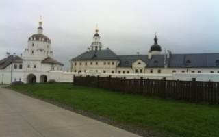 Паломничество в Свято-Успенский Свияжский мужской монастырь – Азбука паломника