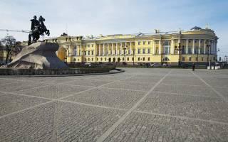 Красивые площади россии