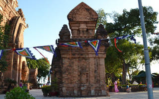 Храмы в нячанге вьетнам