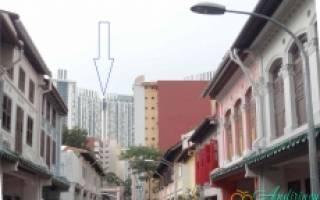 Отдых в Сингапуре. Достопримечательности и цены