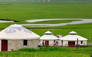 Внутренняя монголия достопримечательности