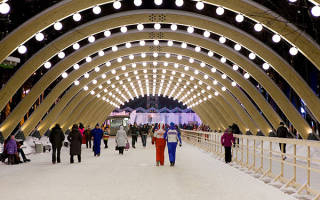 Красивые места в Москве для прогулок зимой: лучшие парки и улицы