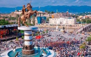 Скопье в Македонии: подробно о городе в деталях