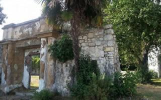 Тайные места абхазии