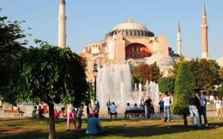 Стамбул места которые нужно посетить