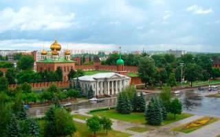 Тула – достопримечательности города: Мишенское, оружейный музей, самовары, пряники
