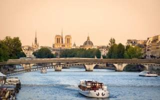 Сколько рек в париже
