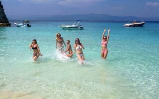 Курорты Корфу. 29 курортов острова Корфу, Греция