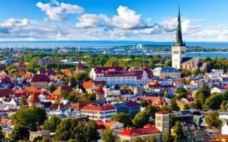 Города прибалтики в которых стоит побывать
