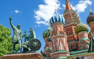 Достопримечательности москвы возле красной площади