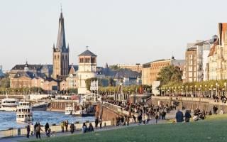 Интересные города рядом с дюссельдорфом
