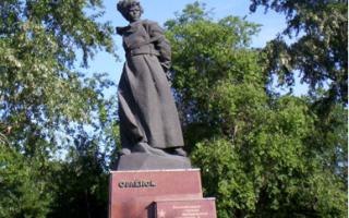 Исторические памятники челябинской области список
