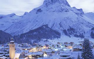 Австрия что посетить зимой