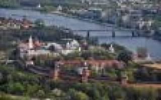 Новгород — это… Что такое Новгород?