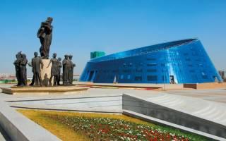 Астана (Нур-Султан) 2020, столица Казахстана — все о городе с фото и видео