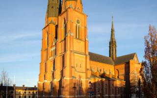 Уппсала – древняя столица Швеции