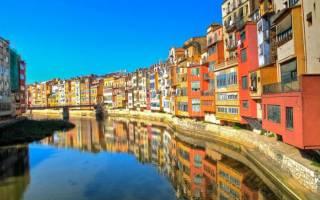Город Жирона (Испания): достопримечательности и что посмотреть, история и расположение на карте, интересные факты
