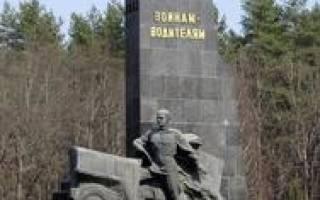 Исторические места брянской области