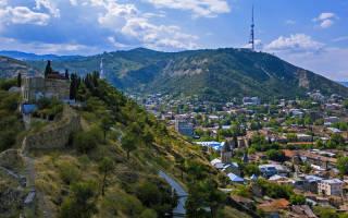 Необычные места в тбилиси
