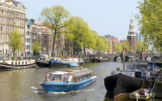 Топ-10 достопримечательностей Амстердама