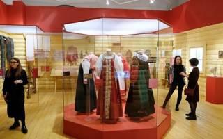 Исконные народные свадебные традиции на выставке в Историческом музее Москвы