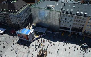 Топ достопримечательности Мюнхена — что посмотреть за 1 день в центре города?