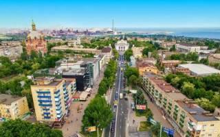 Красивейшие города украины