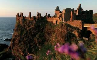 Северная ирландия замки