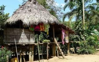 Национальный парк дарьен панама