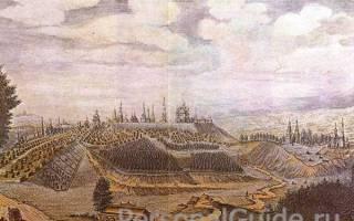История про город владимир