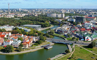 Минск: достопримечательности города
