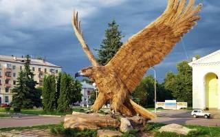 Символ города орел