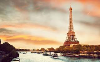 Неделя в Париже: экскурсии, маршруты, достопримечательности Парижа