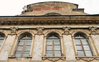 Исторические здания воронежа