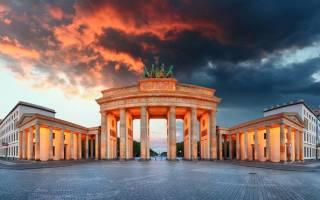 Германская демократическая республика достопримечательности
