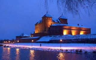 Шведский город с тюремным музеем