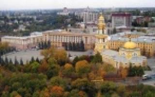 Достопримечательности Липецка: 16 лучших мест