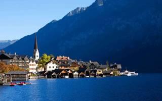 ТОП-10 – самые красивые и интересные города Австрии 2020