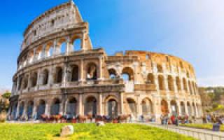 Достопримечательности Рима, популярные достопримечательности Рима: фото, описание, карта
