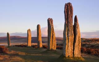 Интересные города шотландии