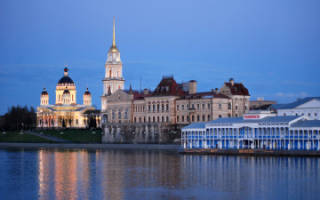 Рыбинск музеи и достопримечательности