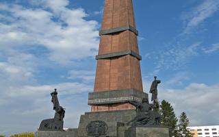Сколько памятников в уфе
