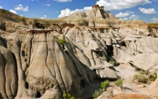 Объекты природного и культурного наследия Канады
