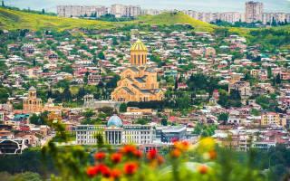 Виды тбилиси сегодня