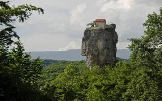 Горы в тбилиси название