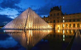 Достопримечательности центра парижа