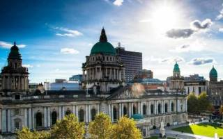 Belfast город