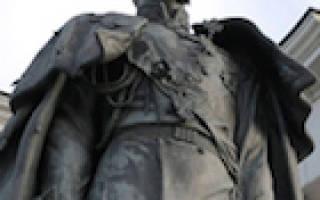 Памятники Москвы: фото, названия, адреса