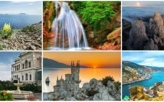 Самые красивые места Крыма — ТОП-25 лучших уголков
