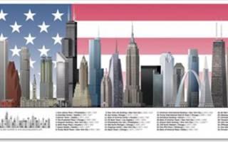 Знаменитые здания америки